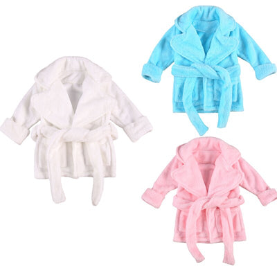 SPA Baby Bathrobe