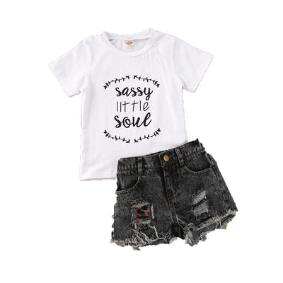 SASSY LITTLE SOUL Outfit