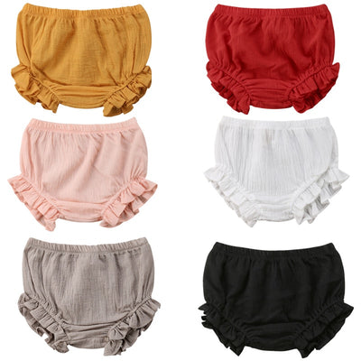 TILLY Ruffle Bloomers