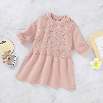 MALOU Knitted Dress