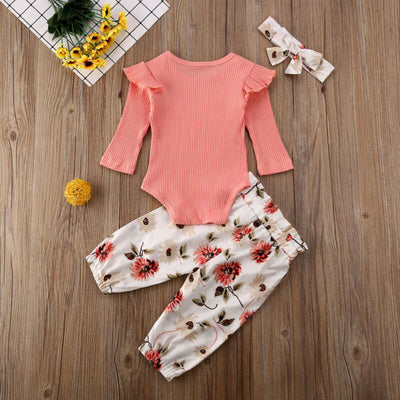 MELODY Floral Outfit