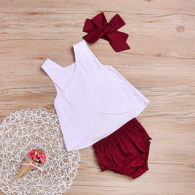 SURI Summer Outfit with Headband
