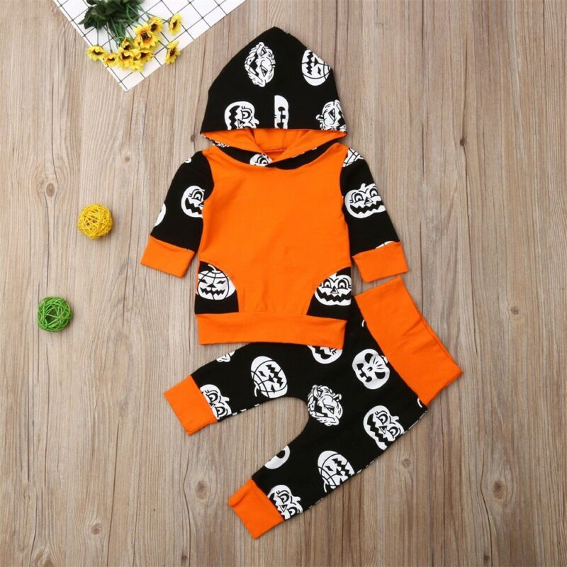 ef056406fa7a7 SCARY PUMPKIN Hoody Outfit