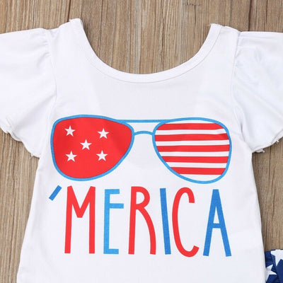 'MERICA Bell Bottom Outfit