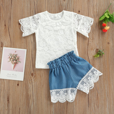 ZOLA Lace Summer Outfit