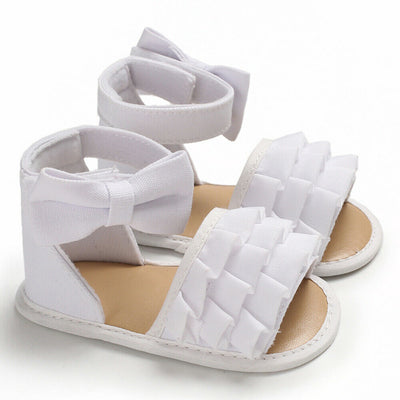 SALLY Ruffle Sandals