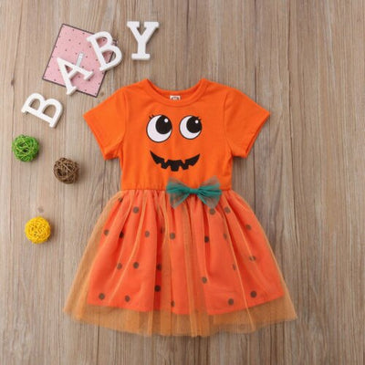 HAPPY PUMPKIN Dress