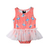 BALLERINA Onesie with Tutu