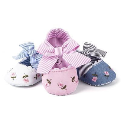 BELLA Bowtie Slippers