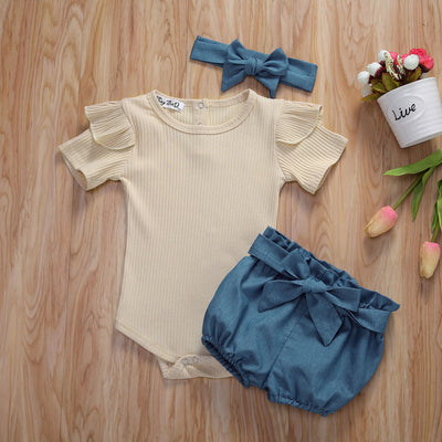 TENLEY Summer Outfit with Headband