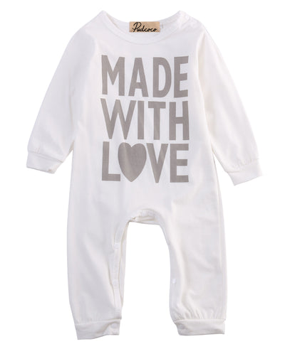 MADE WITH LOVE Jumpsuit