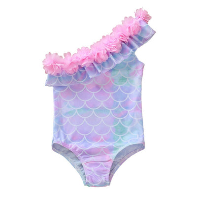 MERMAID Ruffle Swimsuit