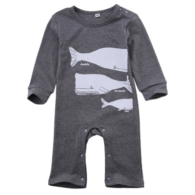 WHALE FAMILY Jumpsuit