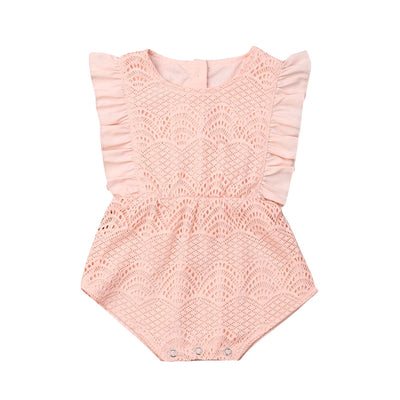 IZZY Lace Romper