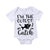 CUTEST CATCH Onesie