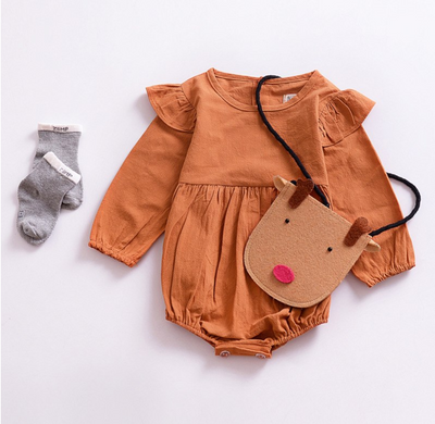 AUTUMN Girls Romper