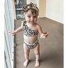 LEOPARD Bikini with Headband