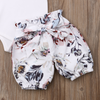 LIZZY Floral Shorts Outfit