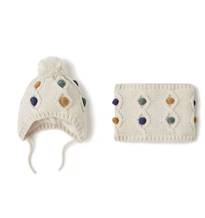 NORDIC Beanie and Scarf Set