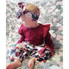 FLOWER GIRL Outfit with Headband