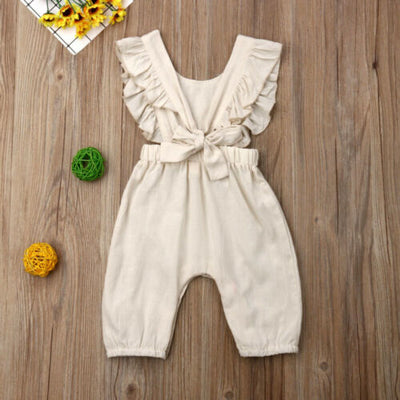 LILY Ruffle Jumpsuit