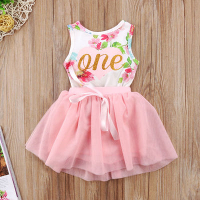 ONE Tutu Outfit