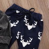 WINTER DEER Hoody Outfit