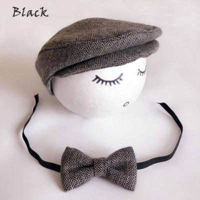 GENTLEMAN Cap with matching Tie
