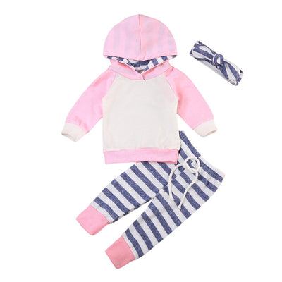 EMILIA Hoody Outfit with Headband