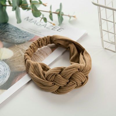 AVA Braided Headband