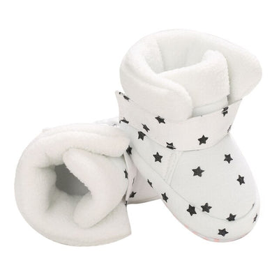 STAR Fleece Booties