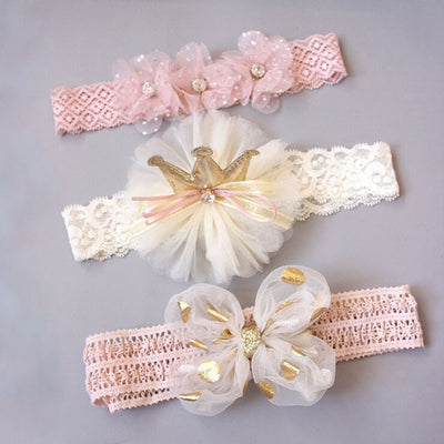 MILA Princess Headband Set