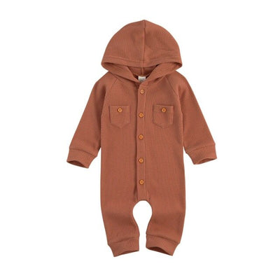 TOBY Hooded Jumpsuit