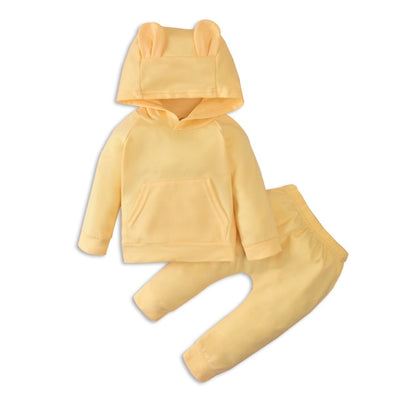 ELLIOTT Hooded Outfit