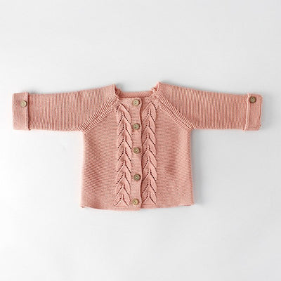 PHELINE Knitted Cardigan