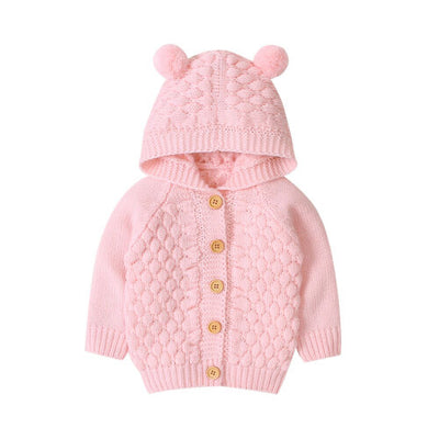 BEAR Knitted Cardigan