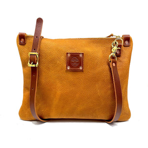 MESSENGER BAGS - Leather Pasture