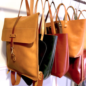 LEATHER  BAGS - Leather Pasture
