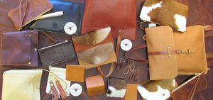 full grain leather bags and goods