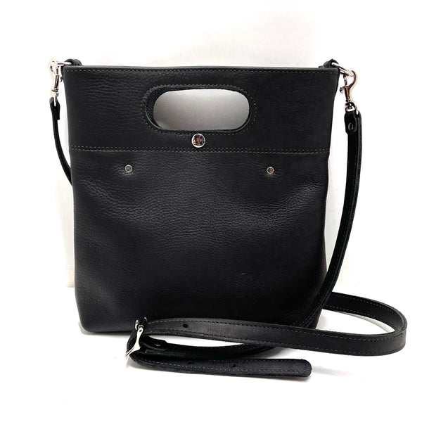 Mini Handle Tote - Leather Pasture