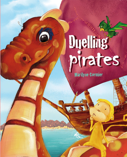 Duelling pirates (Softcover - Girl)