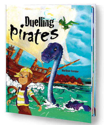 Duelling pirates (Hardcover - Boy)