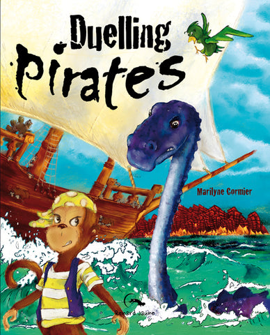 Duelling pirates (Softcover - Boy)