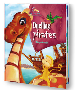 Duelling pirates (Hardcover - Girl)