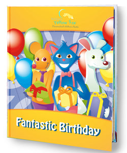 Fantastic birthday (Hardcover - Boy)