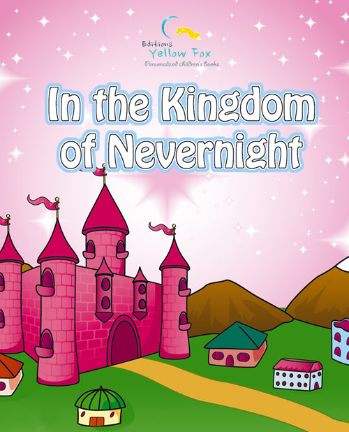 In the Kingdom of Nevernight (Softcover - Girl)