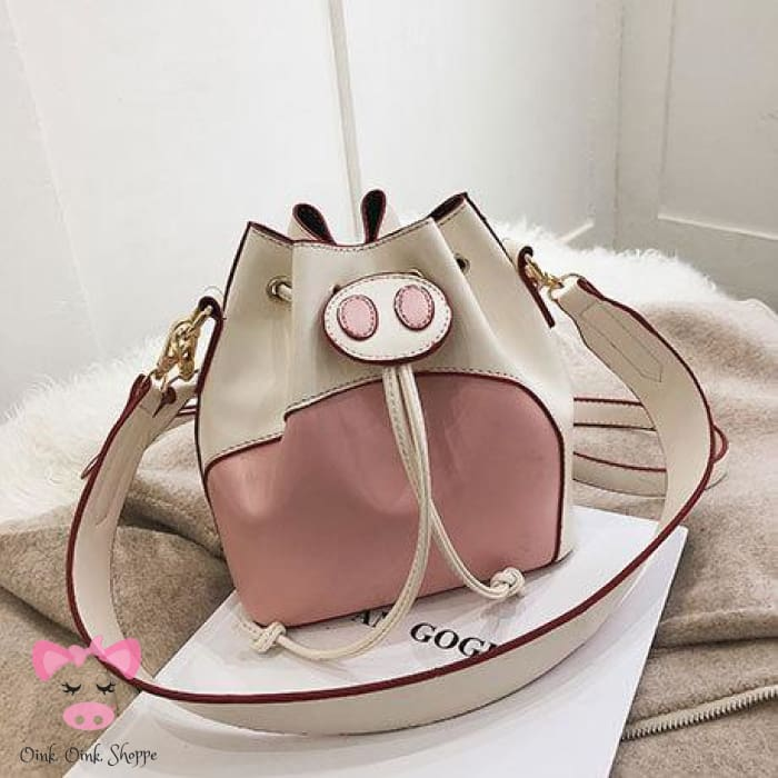 Chic Oink Bag - Pink