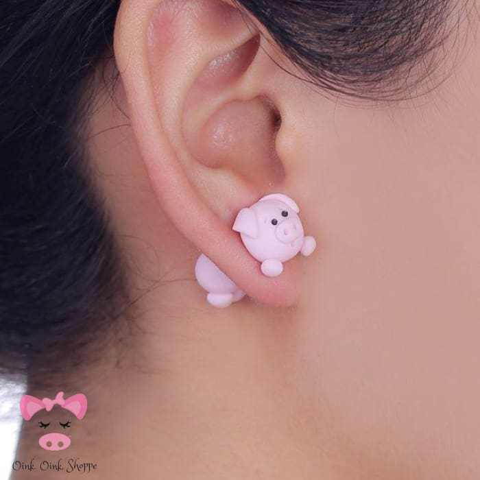 Cutie Pigtootie Earrings
