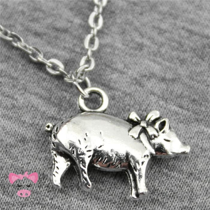 Darling Oinker Necklace