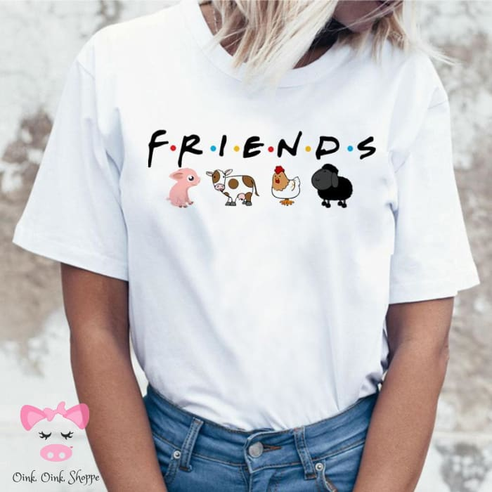 Friends T-Shirt - L